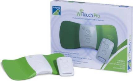 WiTouch Pro TENS, Wireless back pain machine Mount Waverley Monash Area Preview