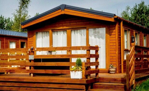 Felmoor Park Northumberland Hot Tub Holiday Lodge In Morpeth