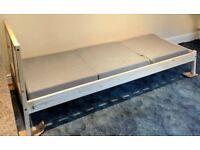 Ikea Single Bed - Bed Frame & Slatted Bed Base (Pickup only)