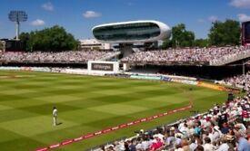 England v Pakistan cricket tickets £75 each
