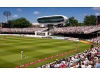 England v Pakistan cricket tickets