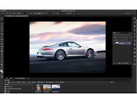 PHOTOSHOP CS6 EXTENDED PC or MAC: