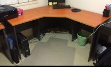 professional corner office desks study + drawers Ormeau Gold Coast North Preview