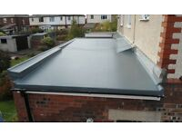 GRP cure-it Fibreglass Flat Roofing
