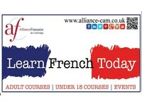 Learn French with l'Alliance Française