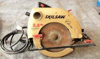 Scie ronde Skilsaw à vendre