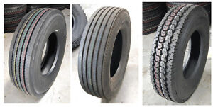 11R22.5;11R24.5 New Truck Drive,Steer,Trailer Tires!Top Quality!