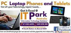 Laptop, Computer, Mobile Phone and LCD Screen Repair Booval Ipswich City Preview