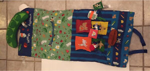 Infantino Grocery Cart Cover and tummy play mat