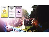 Pro band and DJ option for your special day