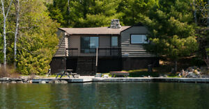 LAKE TEMAGAMI COTTAGE