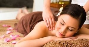 $45/hr best full body massage in 2 locations