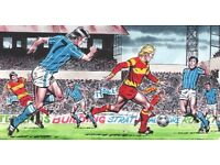 Friendly Football Kickabout in South London Blackheath Every Saturday