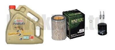 Honda CBF500 2004-2008 Service Kit Filters Spark Plugs & Castrol Oil