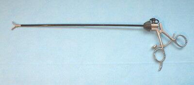 V Mueller 5mm Laparoscopy Forceps Rotatable Fundus Grasper La1707rf
