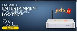 Jadoo TV 4  EID SPECIAL Latest arrival  $229 Life time Payment. Blacktown Blacktown Area Preview