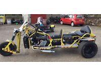 """Custom built Trike """"Andy Browns"""""""