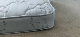 FREE 2 x Argos Home Elliot Comfort Kids / Shorty Mattress