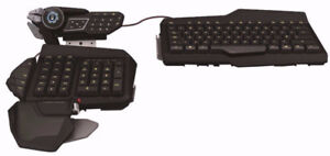Mad Catz S.T.R.I.K.E.5 Gaming Keyboard, Asking $65obo