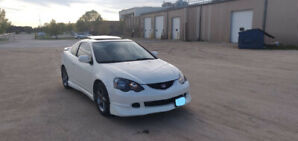 2003 Acura Rsx Type S Saftied
