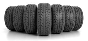 New and Used Snow Tires Various Brands and Sizes