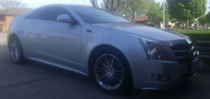 2011 Cadillac CTS 2 door coup AWD