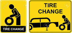 Tire Change and Balance