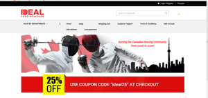 E-commerce Business for Sale in Niche Sporting Goods Market