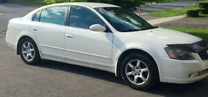 2006 Nissan Altima New winter/summer tires