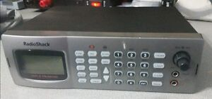 Radio Shack PRO-163 triple trunking police Scanner - home or car