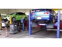 Mechanic for Garage