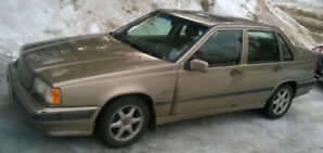 1993 Volvo 850 GLT for Sale As Is