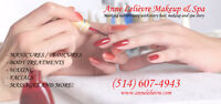 Manicure and pedicure in the comfort of your own home