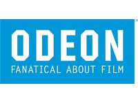 ODEON CINEMA TICKETS any time viewing any screening