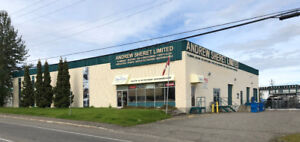 Commercial Warehouse/Showroom/Office & Yard