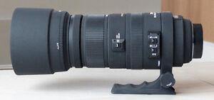 Objectif Sigma 120-400 pour Nikon Saguenay Saguenay-Lac-Saint-Jean image 2