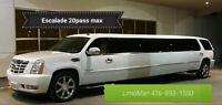 Limo Deals, Stretch SUV Limos, LimoBus, Party Bus Package, Rolls