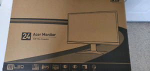 """24"""" Acer Monitor"""