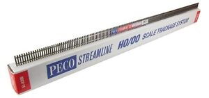 Peco SL-8300 HO Code 83 Flex Track box of 25
