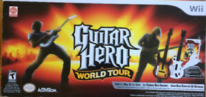 Guitar Hero World Tour for Wii