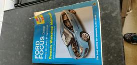 Haynes manual diesel ford focus