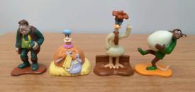 1999 Chicken Run figure bundle