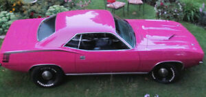 Plymouth Barracuda | Great Selection of Classic, Retro, Drag and