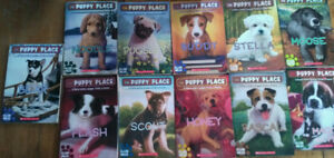 Puppy place chapter books