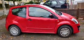 image for 2009 Citroen C2 Red