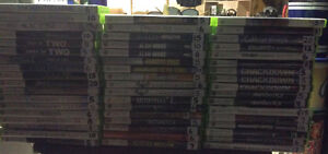 Over 200 Xbox360 Games!! Accessories!!