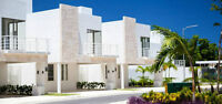 PLAYA DEL CARMEN 3BED HOUSES FROM 91000US