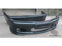 BMW E46 Coupe Cabriolet Genuine M Sport Bumpers 330ci 330cd 328ci 325ci 323ci 320cd 320ci 318ci
