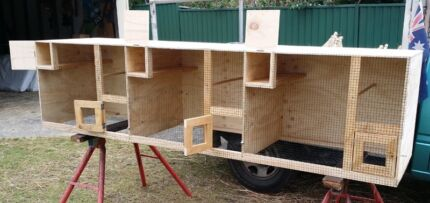 breeding cage for finch or budgie Gymea Sutherland Area Preview