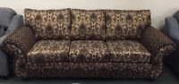 New Beautiful 3 Piece Sofa Set Made In Canada